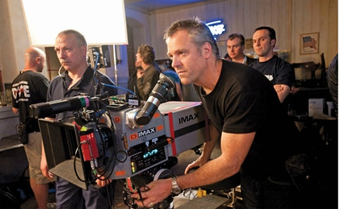 Interview: Wally Pfister – Cinematographer of Inception