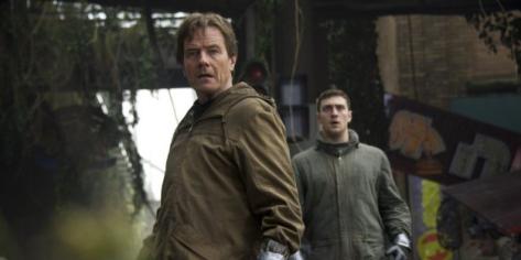 (Brian Cranston in Godzilla 2014)