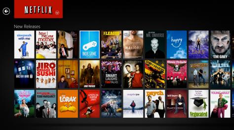 Netflix - SVOD service